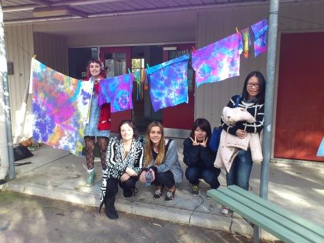 New Senior Textiles Room
