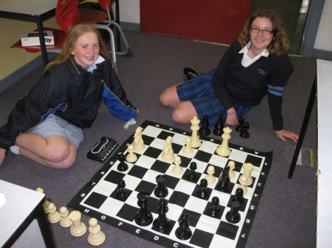 Chess at Sandringham 7-10 Campus has got bigger!!!